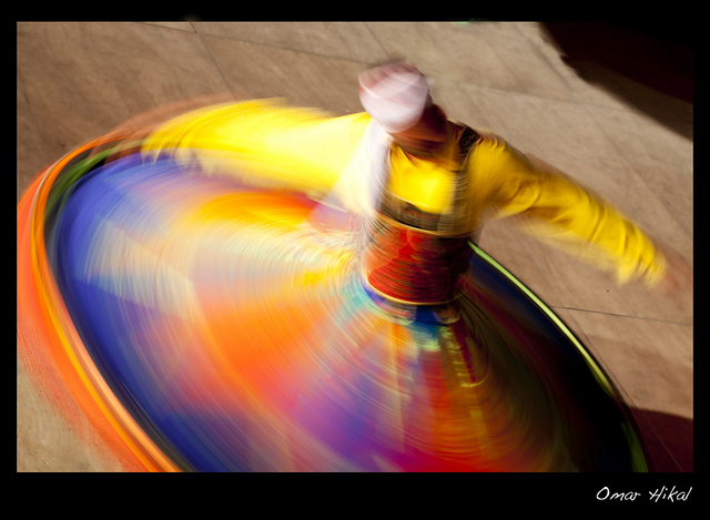 Dervish by Omar Hikal