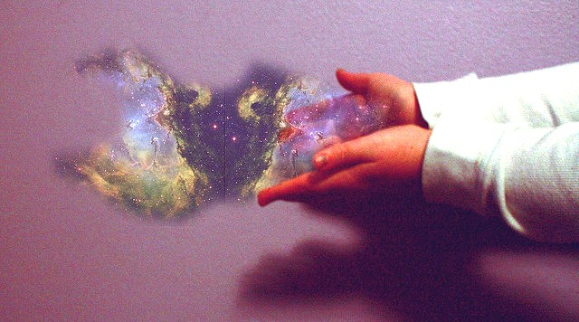 universe of love in our hands creative commons courtesy of anna gutermuth